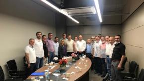 ŞİDEF'den, Baki Aydöner'i Ziyaret