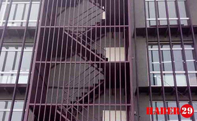 Yangın Merdiveni Firmaları
