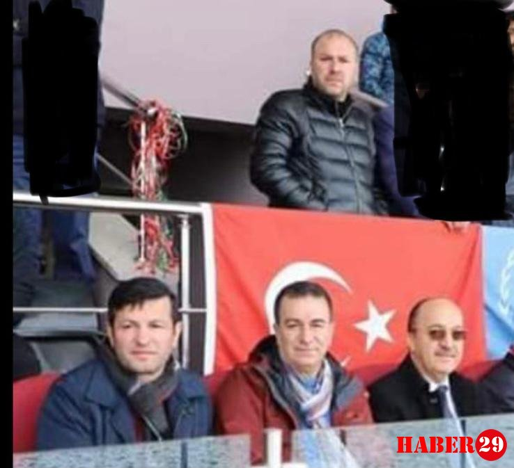 Akın'dan, Rektör Zeybek'e Kutlama