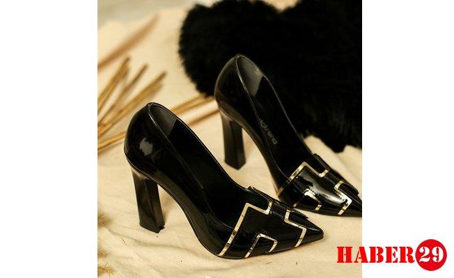 Bayan Topuklu Ayakkabı Ürünleri