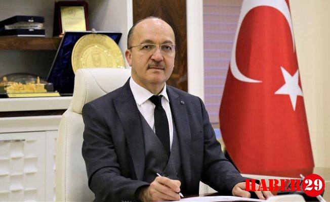 Rektör Zeybek yeniden atandı