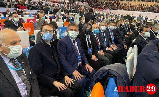 Başkan Ercan Çimen AK Parti Kongresini Değerlendi