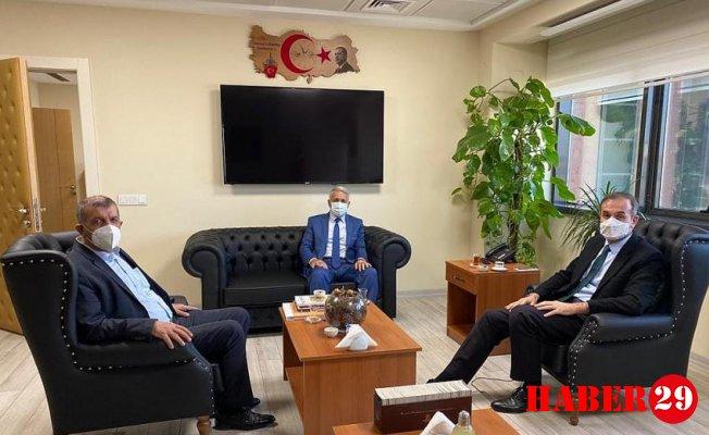 Başkan Nas Ankara'dan Çantası Dolu Döndü