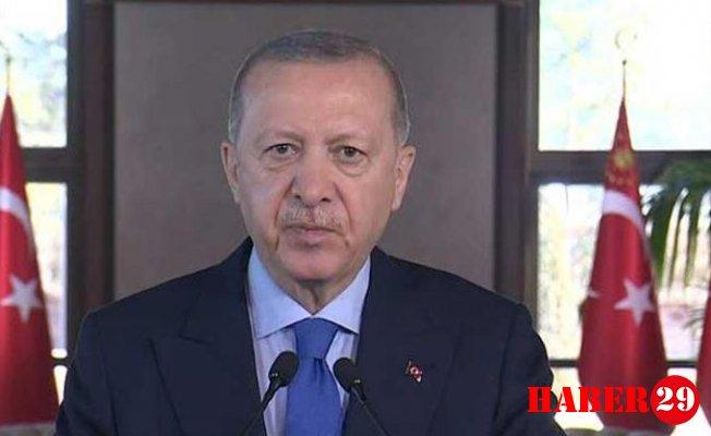 Cumhurbaşkanı Erdoğan: Çin'den Sonra İkinci Sıradayız
