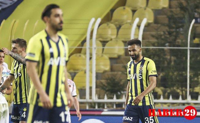 Fenerbahçe'nin Kadıköy Kabusu Sürüyor
