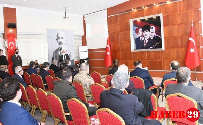 Gümüşhane'de Mehmet Akif Ersoy'u Anma Programları