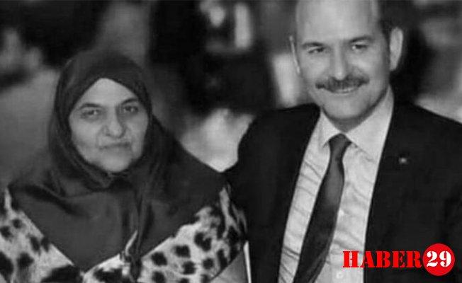 İçişleri Bakanı Soylu'nun Annesi Vefat Etti