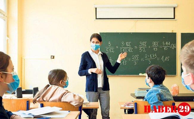 MEB'den Son Dakika Yüz Yüze Eğitim Açıklaması!