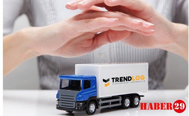 Trendlog Lojistik İle Taşımacılık
