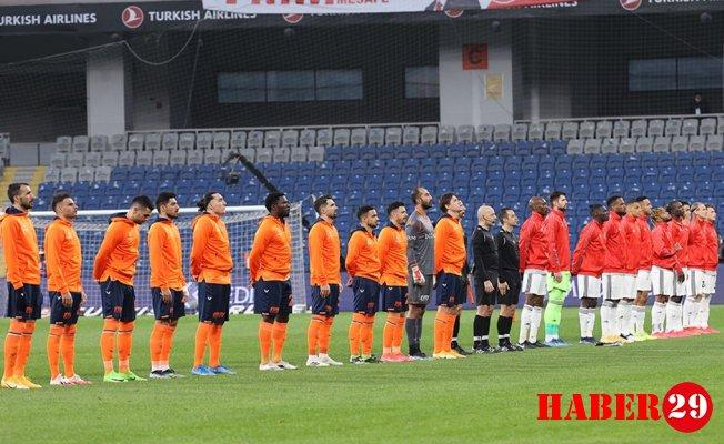 Ziraat Türkiye Kupası'nda Dev Maç: Beşiktaş - Başakşehir