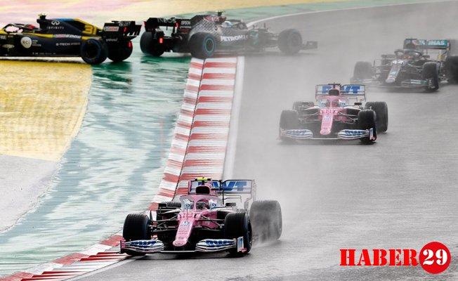 Formula 1 Türkiye'ye mi Dönüyor?