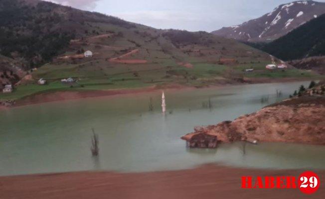 Gümüşhane'de Otomobil Bariyeri Olmayan Baraja Düştü: 1 Ölü, 1 Yaralı