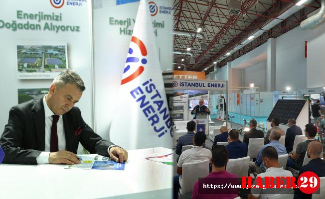 İstanbul Enerji'den temiz bir gelecek ve yeşil yarınlar için İklim Değişikliği Süreçleri Çalışmaları