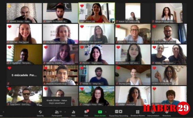 GÜ İletişim Fakültesi Öğrencilerine Büyük Ödül
