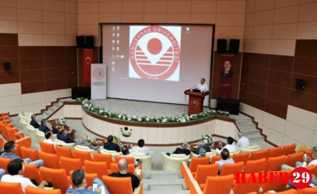 Gümüşhane Üniversitesi'nde Madencilik Konuşuldu