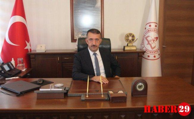 Bursa'ya, Gümüşhaneli Müdür