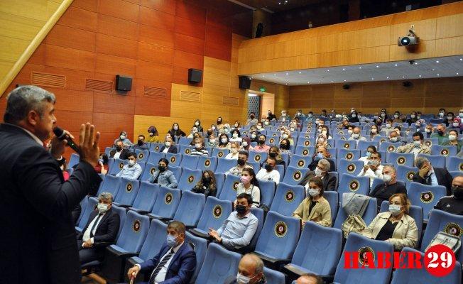 Öğretmenler İle Buluşma Toplantısı Yapıldı