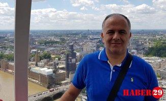 GÜMÜP Başkanı Hasan Pezük'e Önemli Görev