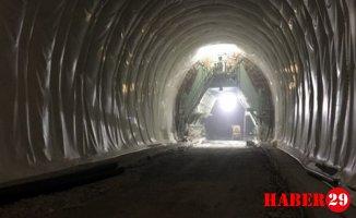 Yeni Zigana Tünelinde Işığa Az Kaldı