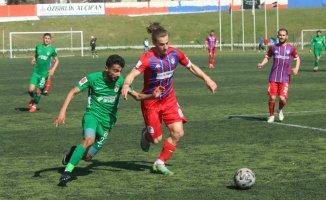 Kelkit İstanbul'dan 1 Puanla Döndü: 0-0