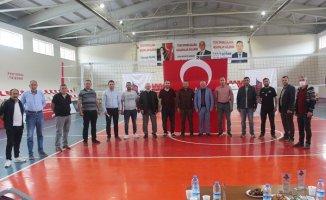 Şiran Akademi Spor 2. olağan kongresini gerçekleştirdi