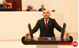Tahsin Tarhan Kelkit Çiftçisinin Sorununu Meclis Gündemine Taşıdı