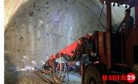 Yeni Zigana Tüneli Yüzde 80'e Ulaştı