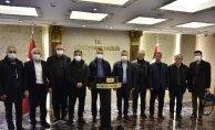 GÜSİAD: Süleymaniye'de Tarih Yeniden Esecek