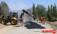 Şiran Belediyesinin Asfalt Onarım Çalışmaları Devam Ediyor