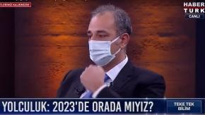 Türkiye'nin Milli Uzay Programını bir Gümüşhaneli anlattı